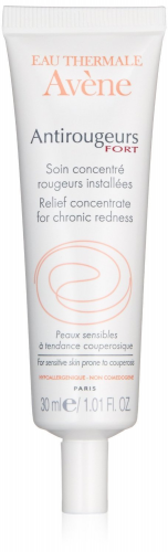 Eau Thermale Avène Antirougeurs Fort Relief Concentrate, 1.01 fl. oz.