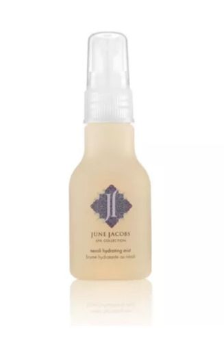 JUNE JACOBS Spa Collection Neroli Hydrating Mist deluxe travel spray 2.0 oz. NEW