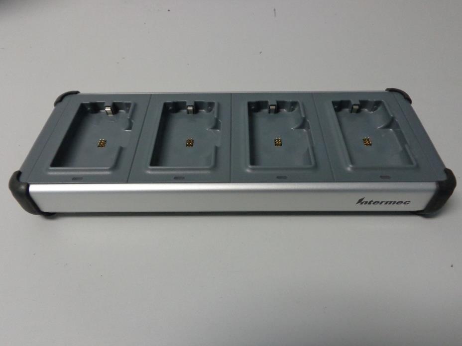 Intermec 852-915-001 AC18 4-Bay Battery Charger - No Adapter