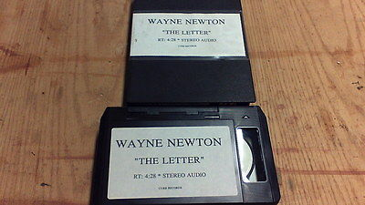 U-Matic Music Video Tapes-Wayne Newton