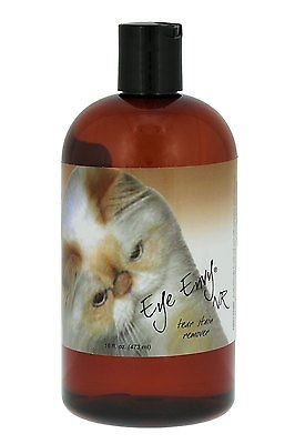 Eye Envy Non-Refrigerated (NR) 16oz Tear Stain Remover Solution For Cats