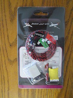Radio Control LED Aircraft Lighting Kit