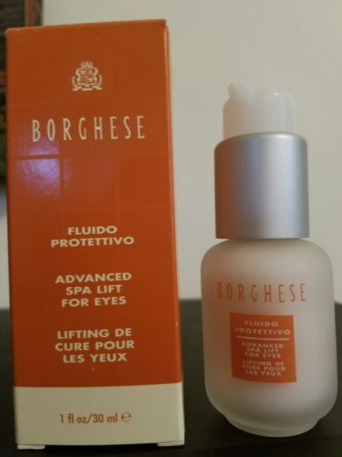 BORGHESE FLUIDO PROTETIVO ADVANCED SPA LIFT FOR EYES