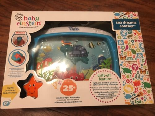 Baby Einstein Sea Dreams Crib Soother