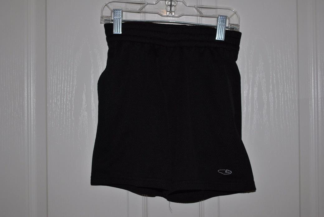 C9 by Champion Athletic Black Mesh Sports Gym Shorts Size XS 4/5