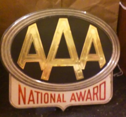 AAA National Bumper Emblem Car ornament