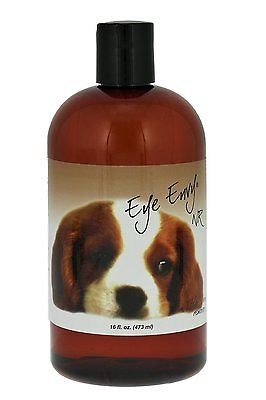 Eye Envy Non-Refrigerated (NR) 16oz Tear Stain Remover Solution For Dogs