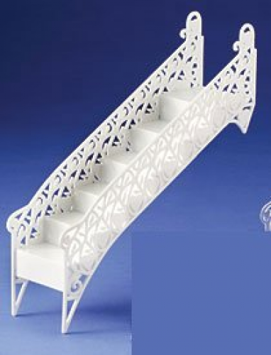 Wedding Cake Step Decorative Stair 2 Pack
