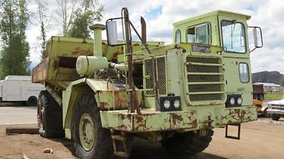 1989 Euclid 302TTD Articulated Dump Trucks