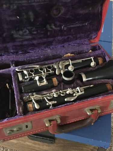 Artley Clarinet Plastic Vintage Beginner Clarinet