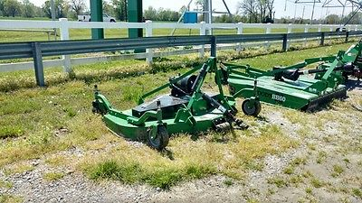 2015 Woods PRD7200W FINISHING MOWER, JD GREEN Mowing Attachments