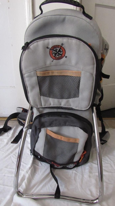 Snugli Cross Terrain Baby Backpack Carrier