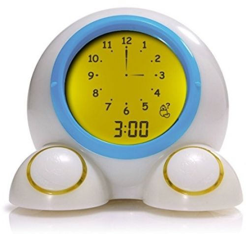 Teach Me Time! Talking Alarm Clock and Night-Light