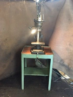 Hamilton Bench Top Varimatic Sensitive Drill Press