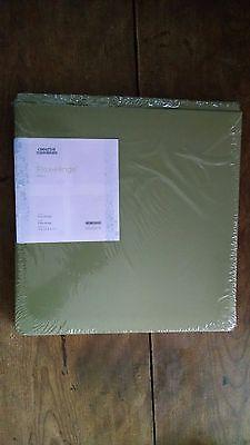 Creative Memories 12 x 12 Sage Green album coverset, New in package