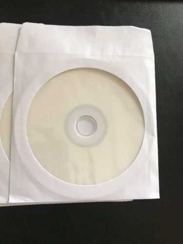 10 VERBATIM 8X Blank DVD+R DL Dual Double Layer 8.5GB White Inkjet Printable