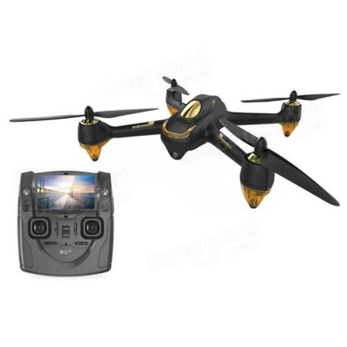 Hubsan X4 FPV Brushless H501S Quadcopter (Black)