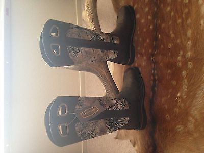Lacrosse Snake Boots, Game Guard