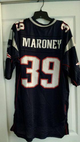 New England Patriots Maroney jersey mens XL