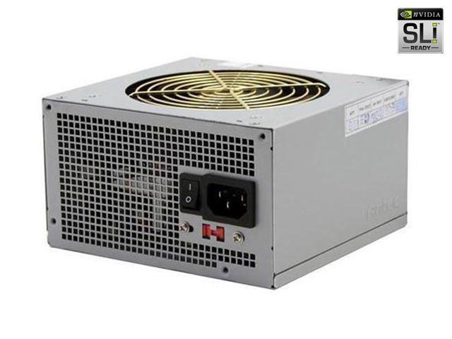 Antec TPII-550 TruePower 2.0 550W ATX Power Supply PSU. TESTED WORKING!