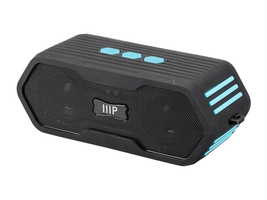 Deep Blue Sub710 Submersible Waterproof Bluetooth Speaker IPX7
