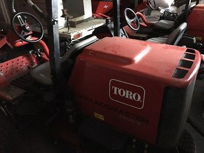 2006 Toro 3500D Reel Mowers