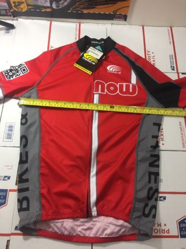 Veloce Mens Cycling Jersey Size Extra Small XS (4375-2)
