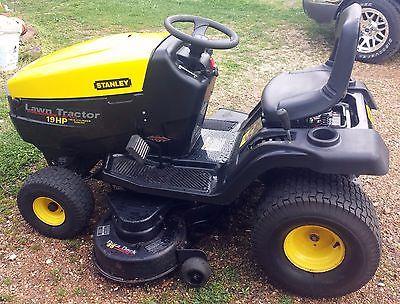 STANLEY 19 HP Heavy Duty Lawn Tractor 46