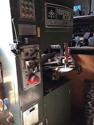 industrial band saw machine