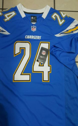 Nike chargers jersey NFL original