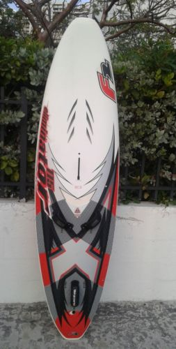 windsurfing board F2 eliminator 115 liters 67 cm wide excellent condition