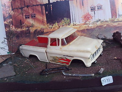 Chevy Camio Pick Up Truck for Parts or Restore Lot 2971