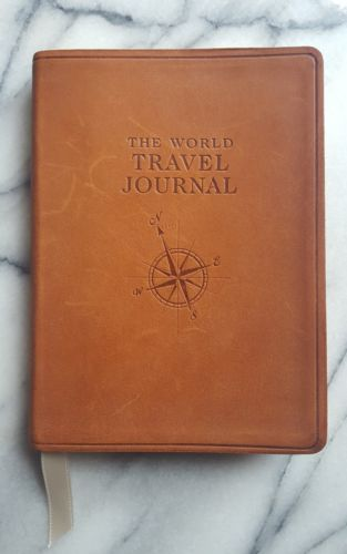 World Travel Journal by Graphic Image New York
