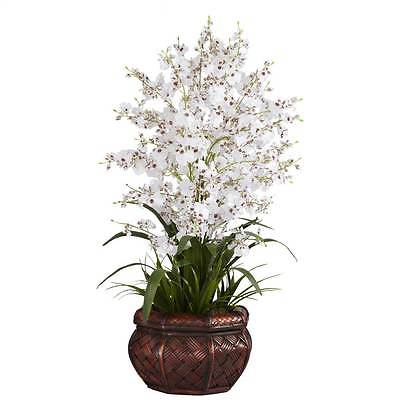 Dancing Lady Silk Flower Arrangement [ID 126493]