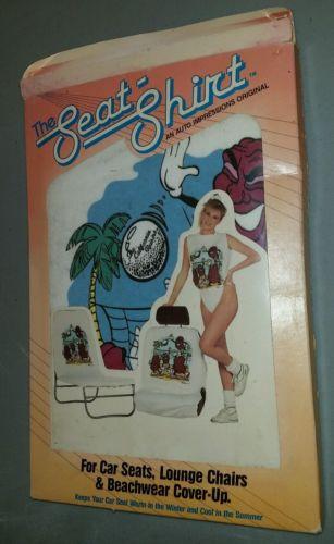 California raisins Seat Shirt with box  vintage