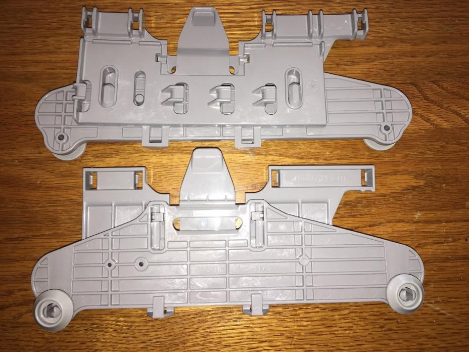 NEW  1548521 & 1548520 Dish Rack Assembly Right & Left 154852202 154852302