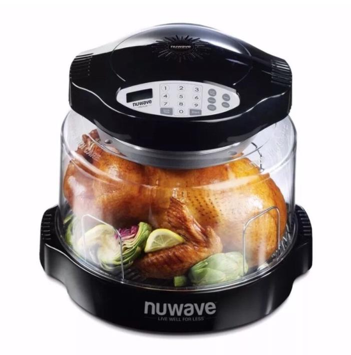 NuWave 20631 Oven Pro Plus, Black - Countertop Oven - NEW IN BOX