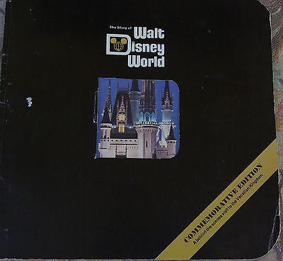 The story of Walt Disney World Commemorative Edition 1971