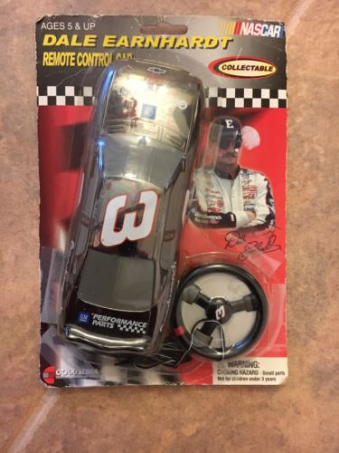 2002 Columbia NASCAR Dale Earnhardt #3 Collectable Remote Control Car (tested)