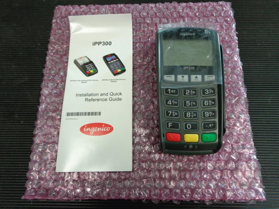 Ingenico IPP320 32+128 Electronic Payment Device,(IPP320-01T1358A), (IPP320-11T2