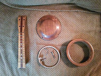 Vintage Banjo Ukelele Ukulele Project