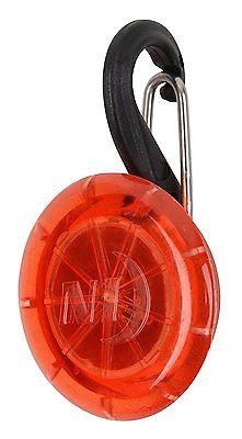 221747 Nite Ize NCL-03-10 ClipLit Carabiner LED Light, Red...