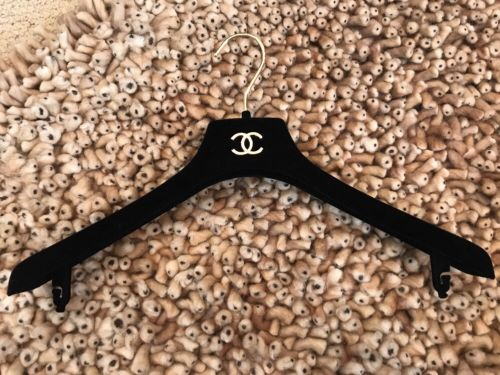 Chanel Felt Heavy Duty Hanger