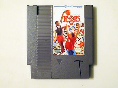 Nintendo NES Hoops ( no cover )