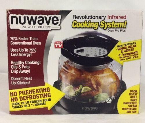 NuWave Pro Plus Countertop Oven