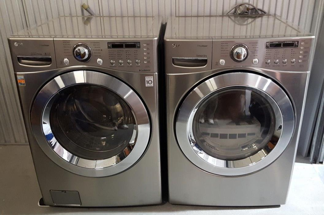 LG Washer (Steam Fresh) and Dryer Combo - Mint - LOCAL PICKUP 19403