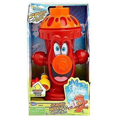 Sprinklers Fire Hydrant Garden Hose Sprinkler Splash Sprays 8 Ft