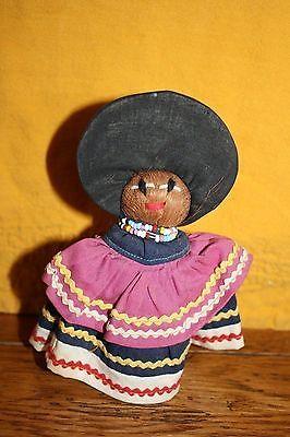 Native American Seminole Indian Doll