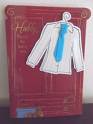 Unique Father's Day 3D Die Cut Card by Marian Heath