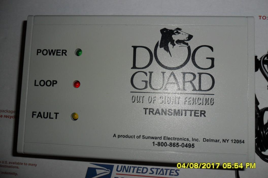 Dog Guard Electric Fence - Out of Sight Fencing - Hidden Pet Containment System
